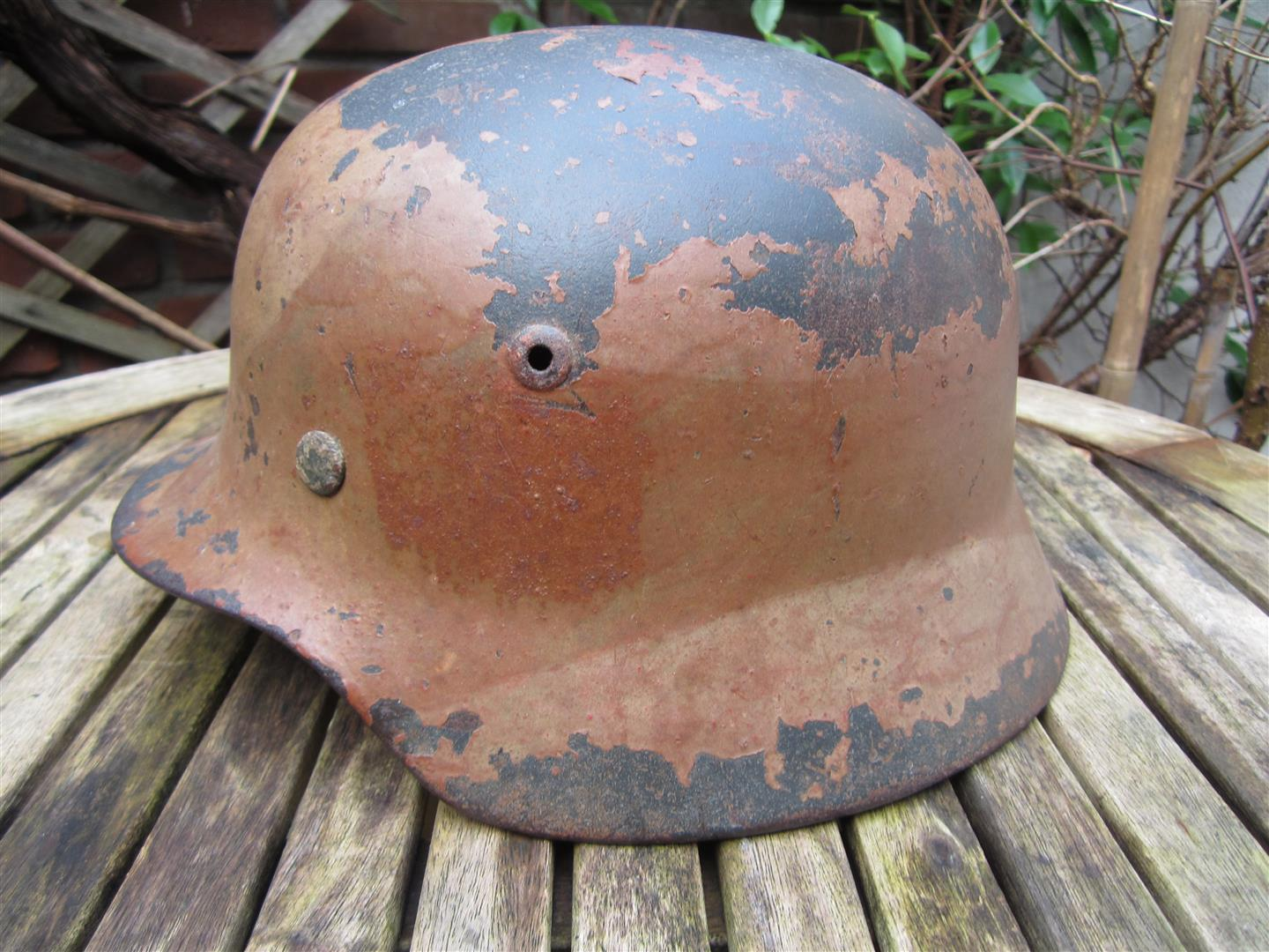 WW2 WH M35 'SD' Decal Helmet, Stalingrad